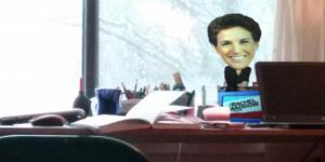 Rachel Maddow Bobble Head